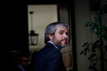 La arremetida de Blumel: defiende a Guevara y acusa a la oposición de haber incumplido el acuerdo de noviembre