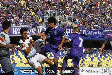 Deportes COncepción, Osorno, Amistoso