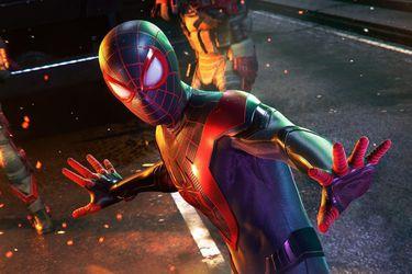Un video filtrado muestra la carga rápida de Spider-Man: Miles Morales en PlayStation 5