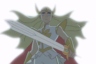 Adora demanda respuestas en el tráiler de la nueva temporada de She-Ra