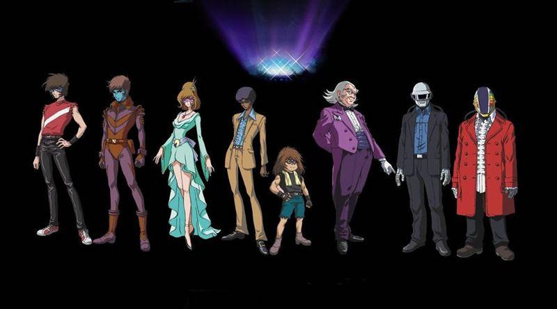 Interstella 5555 La Odisea Espacial De Daft Punk Y Leiji Matsumoto La Tercera
