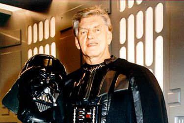 Adiós, Darth Vader: muere Dave Prowse, el actor que lo interpretó en Star Wars - La Tercera