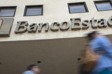 Fachada Banco Estado