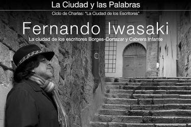 """Fernando Iwasaki, escritor peruano en España: """"Nadie esperaba que las enfermedades  fueran una amenaza contemporánea"""""""