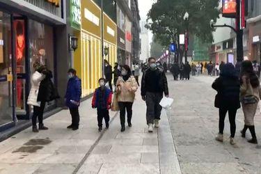 Wuhan a un año del confinamiento