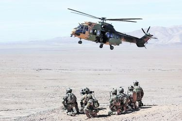 Plan Frontera Segura: 23 mil horas, 25 mil km de patrullaje y 4.500 efectivos utilizados