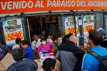 El gráfico | ¿Banco? ¿Minera? ¿Retail? ¿Cuál es la empresa chilena que más vende?