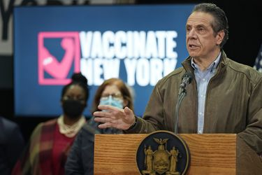 Andrew Cuomo en su momento más bajo: los escándalos que golpean al gobernador de Nueva York
