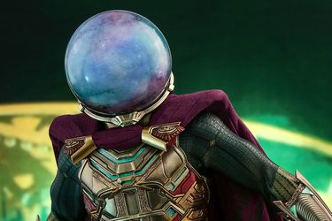 Así será la figura de lujo de Mysterio realizada por Hot Toys