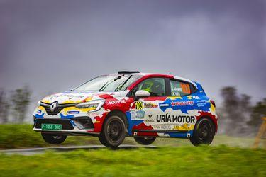 El Renault Clio Rally 5 pone rumbo a Chile y el RallyMobil inaugurará nueva categoría Senior