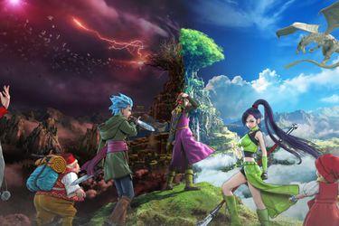 Dragon Quest XI ha vendido 6 millones de copias entre sus diferentes plataformas