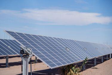 Sonnedix inicia construcción de planta solar en Los Andes