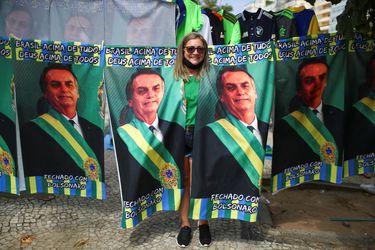 """Bolsonaro retrocede en sus amenazas a justicia brasileña: """"Mis palabras fueron pronunciadas en el calor del momento"""""""