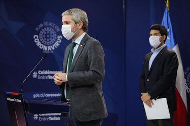 Interior y Bienes Nacionales lanzan Visor de Datos con información del avance del coronavirus en Chile