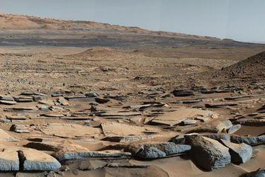 """¿Qué es el """"diablo de polvo"""" que pasó frente al rover Curiosity en Marte?"""