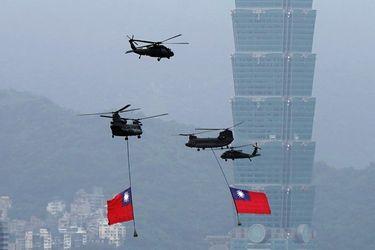 """Taiwán: El lugar """"más peligroso"""" del mundo que pone a prueba a China y EE.UU."""