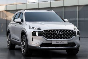 Renovación mayor para la actual generación del Hyundai Santa Fe
