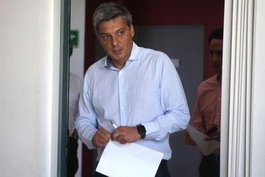 La Calera se levanta ante la ANFP: Le exige apartar a Sebastián Moreno de la presidencia