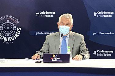 Minsal reporta 1.462 casos nuevos de coronavirus en las  últimas 24 horas, la mejor cifra en 85 días