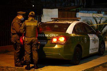 Detienen a 11 personas tras registrarse desórdenes y barricadas en Av. Grecia