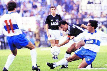 Colo Colo vs U. Católica 1992