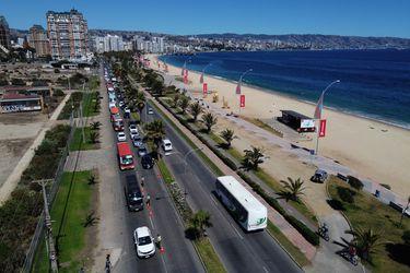 """Principales indicadores de la pandemia revelan que Región de Valparaíso vive una """"tormenta perfecta"""""""