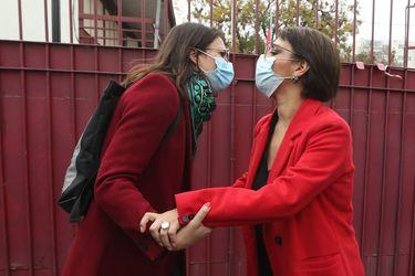 Feministas y jóvenes: Karina Oliva e Irací Hassler, las sorpresas de la RM
