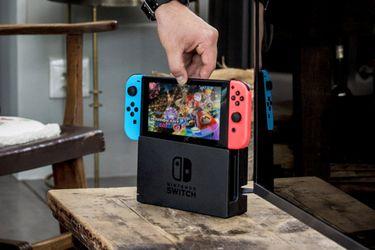En menos de un año la Nintendo Switch superó el total de ventas de Wii U