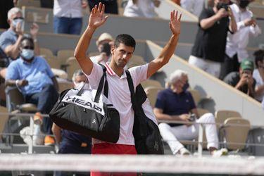 Novak Djokovic avanzó a los cuartos de final de Roland Garros.