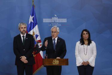 La tensa noche en que Piñera decidió no sacar de nuevo a los militares