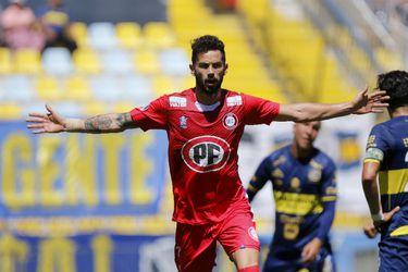 Marcelo Larrondo vuelve al fútbol chileno: firma en O'Higgins