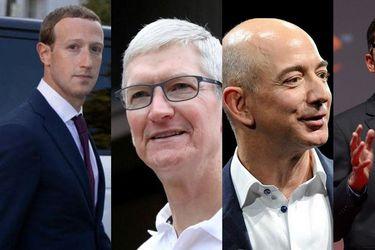 """""""Son demasiado poderosas"""": Por qué el Congreso de EE.UU. acusa de monopolio a Amazon, Apple, Facebook y Google"""