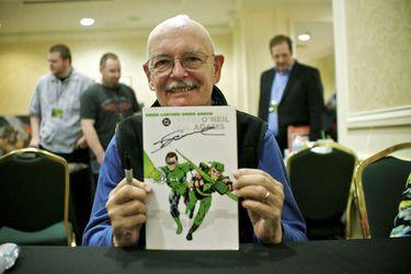 Ha muerto Dennis O'Neil, el escritor que reinventó a Batman e influenció a toda la industria de los cómics