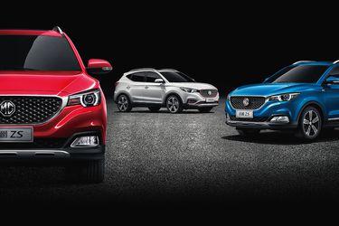 ¡Top 10 SUV del semestre! El MG ZS está a la cabeza de un podio hegemonizado por el origen chino