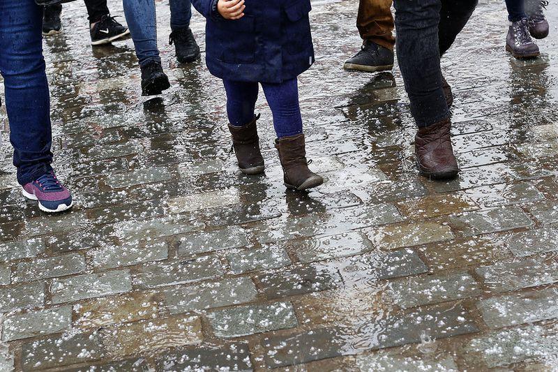 Lluvia Canción día lluvioso