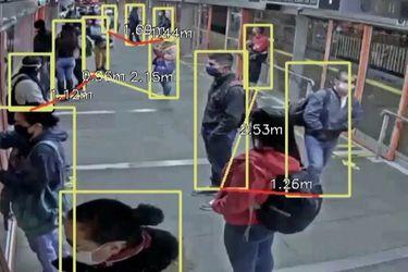 Ecuador vigilará el cumplimiento del distanciamiento social con smartphones e inteligencia artificial