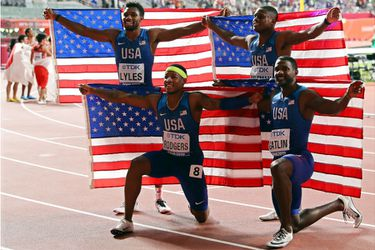 Atletismo Estados Unidos