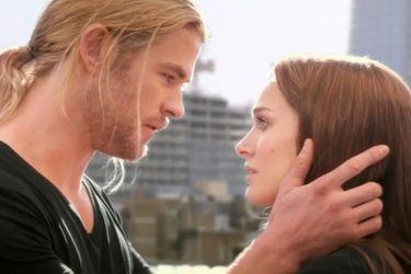 Así era el otro final de Thor: The Dark World