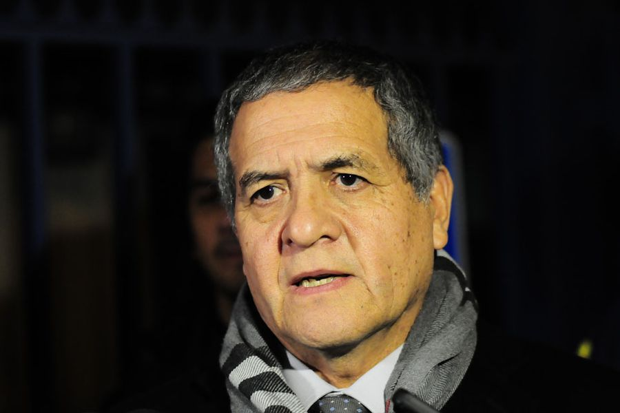 Mario Carroza se retira tras interrogar a Marcela Mardones