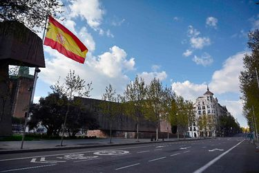 España reporta 769 fallecidos en las últimas 24 horas por coronavirus