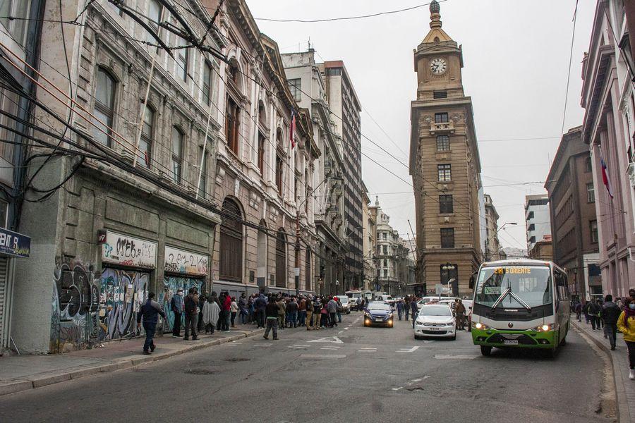 La Región de Valparaíso superó el millar de fallecidos por coronavirus.