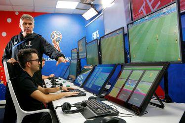 FIFA presenta su central de videoarbitraje para la Copa del Mundo