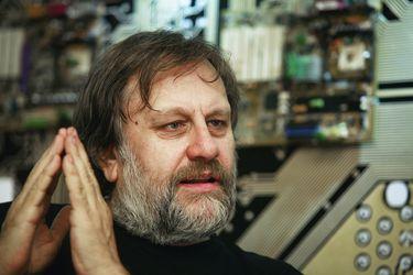 """Žižek y los efectos de la pandemia: """"Tendremos que aprender a sobrellevar una vida mucho más frágil"""""""