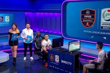 El fútbol chileno no se detiene gracias al Campeonato ePrimera DIRECTV
