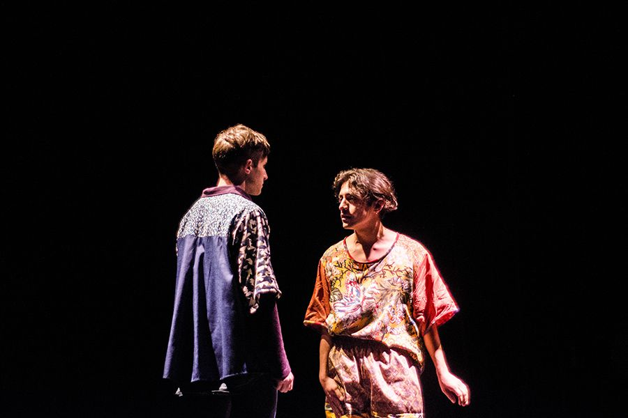 Romeo y Julián Teatro Camilo Henríquez 1
