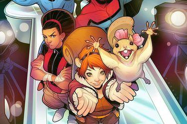 Este es el elenco de la serie basada en Los Nuevos Guerreros de Marvel