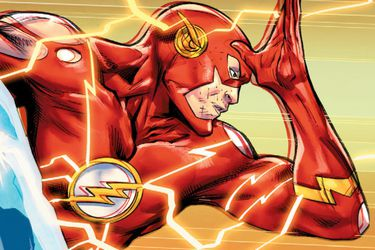 The Flash deslizó que Dragon Ball existe en el Universo DC