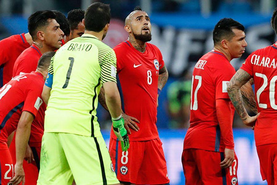 Chile se queda con las manos vacías - La Tercera