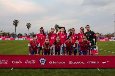 Nuevo desafío para Las Rojas camino a Tokio: Chile enfrentará a Eslovaquia en un nuevo amistoso