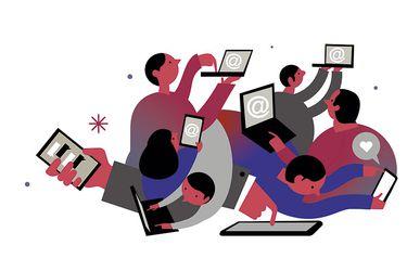 Por qué no es posible una vida sin internet: Cinco claves que revelan cómo la web se metió en nuestras vidas
